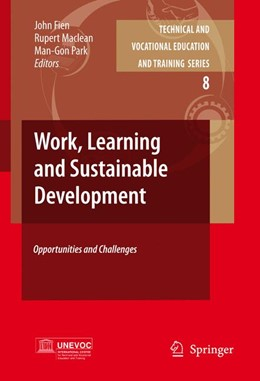 Abbildung von Fien / Maclean / Park | Work, Learning and Sustainable Development | 2008