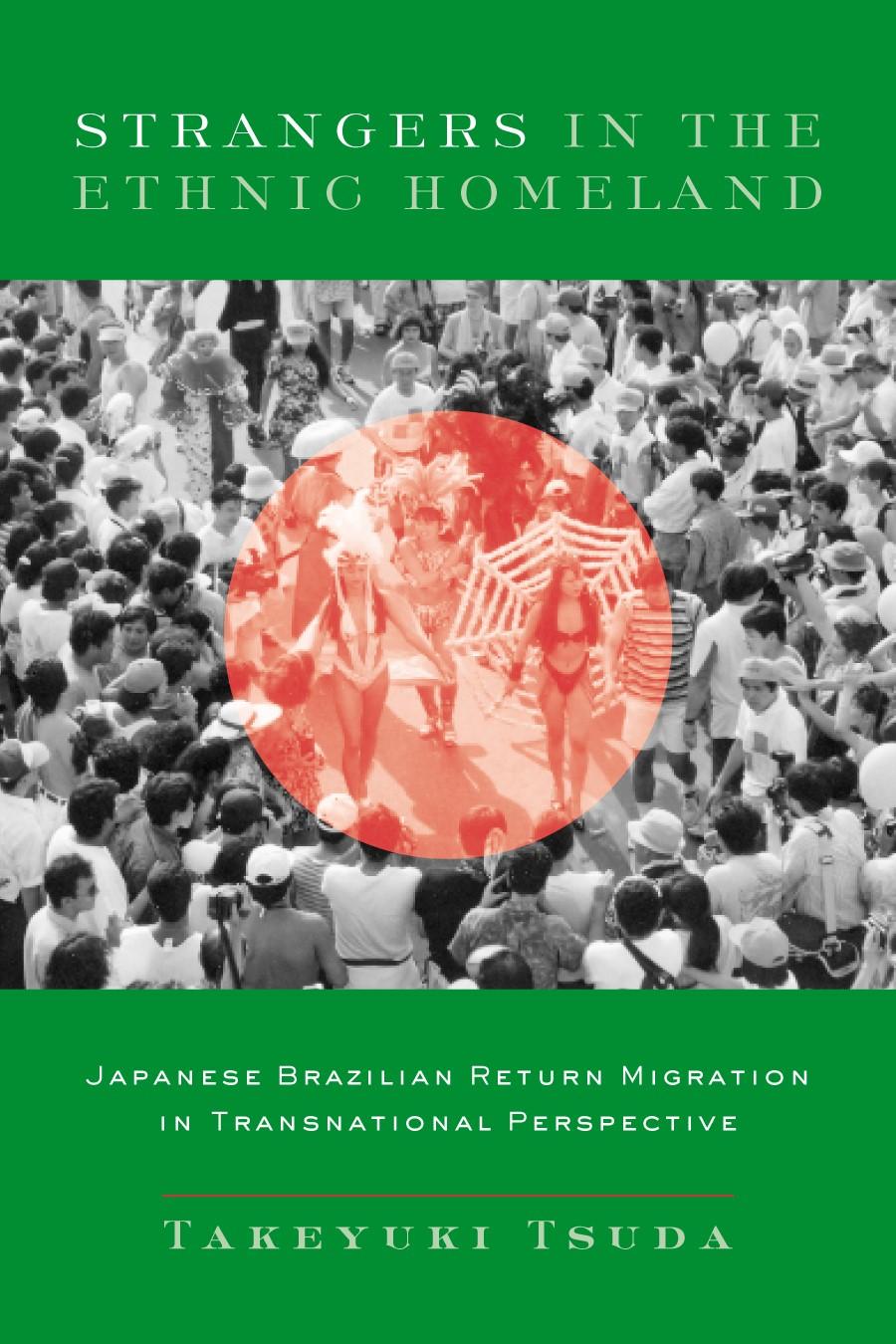 Abbildung von Tsuda | Strangers in the Ethnic Homeland | 2003