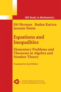 Abbildung von Herman / Kucera / Simsa | Equations and Inequalities | 2000