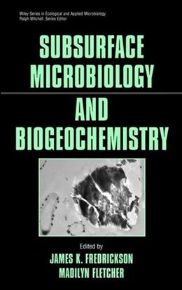 Abbildung von Fredrickson / Fletcher   Subsurface Microbiology and Biogeochemistry   2001