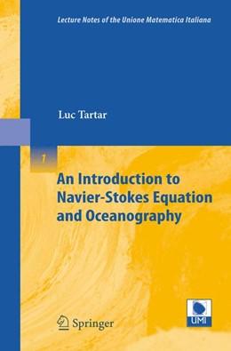 Abbildung von Tartar | An Introduction to Navier-Stokes Equation and Oceanography | 2006 | 1