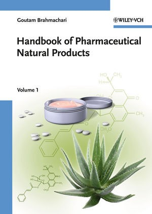 Handbook of Pharmaceutical Natural Products | Brahmachari, 2010 | Buch (Cover)