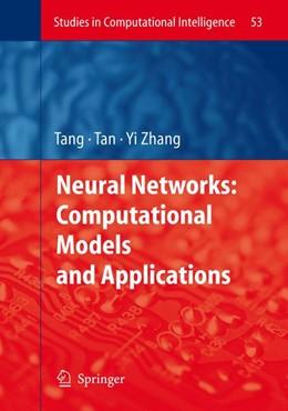 Abbildung von Tang / Tan / Yi | Neural Networks: Computational Models and Applications | 2007 | 53