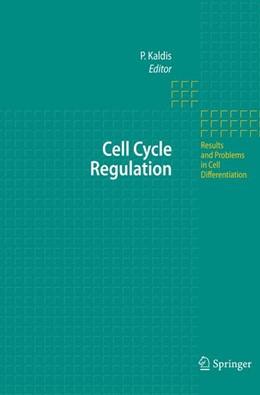 Abbildung von Kaldis | Cell Cycle Regulation | 2006 | 42