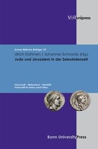 Abbildung von Dahmen / Schnocks | Juda und Jerusalem in der Seleukidenzeit | 2010