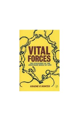 Abbildung von Hunter   Vital Forces   2000   The Discovery of the Molecular...