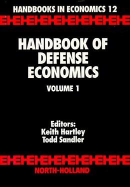 Abbildung von Sandler / Hartley   Handbook of Defense Economics   1995