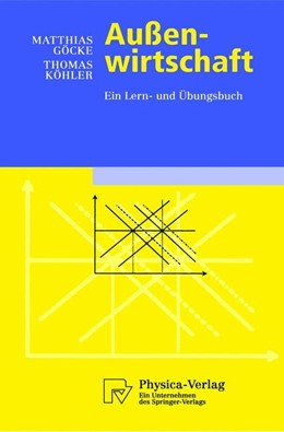 Abbildung von Göcke / Köhler | Außenwirtschaft | 2002 | Ein Lern- und Übungsbuch