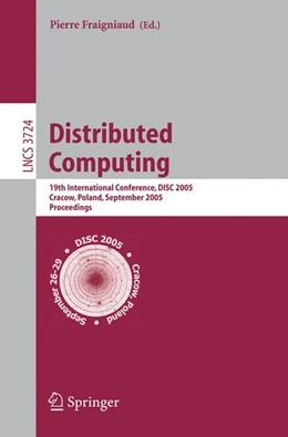 Abbildung von Fraigniaud   Distributed Computing   2005   19th International Conference,...   3724