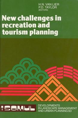 Abbildung von New Challenges in Recreation and Tourism Planning | 1992