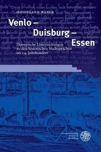 Abbildung von Weber   Venlo - Duisburg - Essen   2003