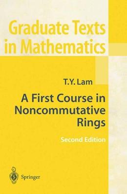 Abbildung von Lam   A First Course in Noncommutative Rings   2001   131