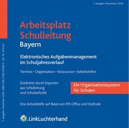 Abbildung von Elektronisches Aufgabenmanagement im Schuljahresverlauf   2007   Ausgabe Bayern - Volksschulen ...