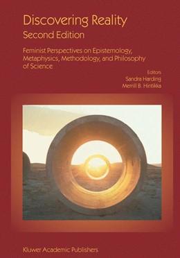 Abbildung von Harding / Hintikka † | Discovering Reality | 2nd ed. | 2003 | Feminist Perspectives on Epist... | 161