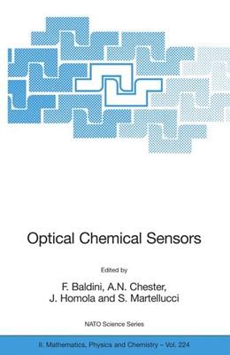 Abbildung von Baldini / Chester / Homola / Martellucci   Optical Chemical Sensors   2006   Proceedings of the NATO Advanc...   224