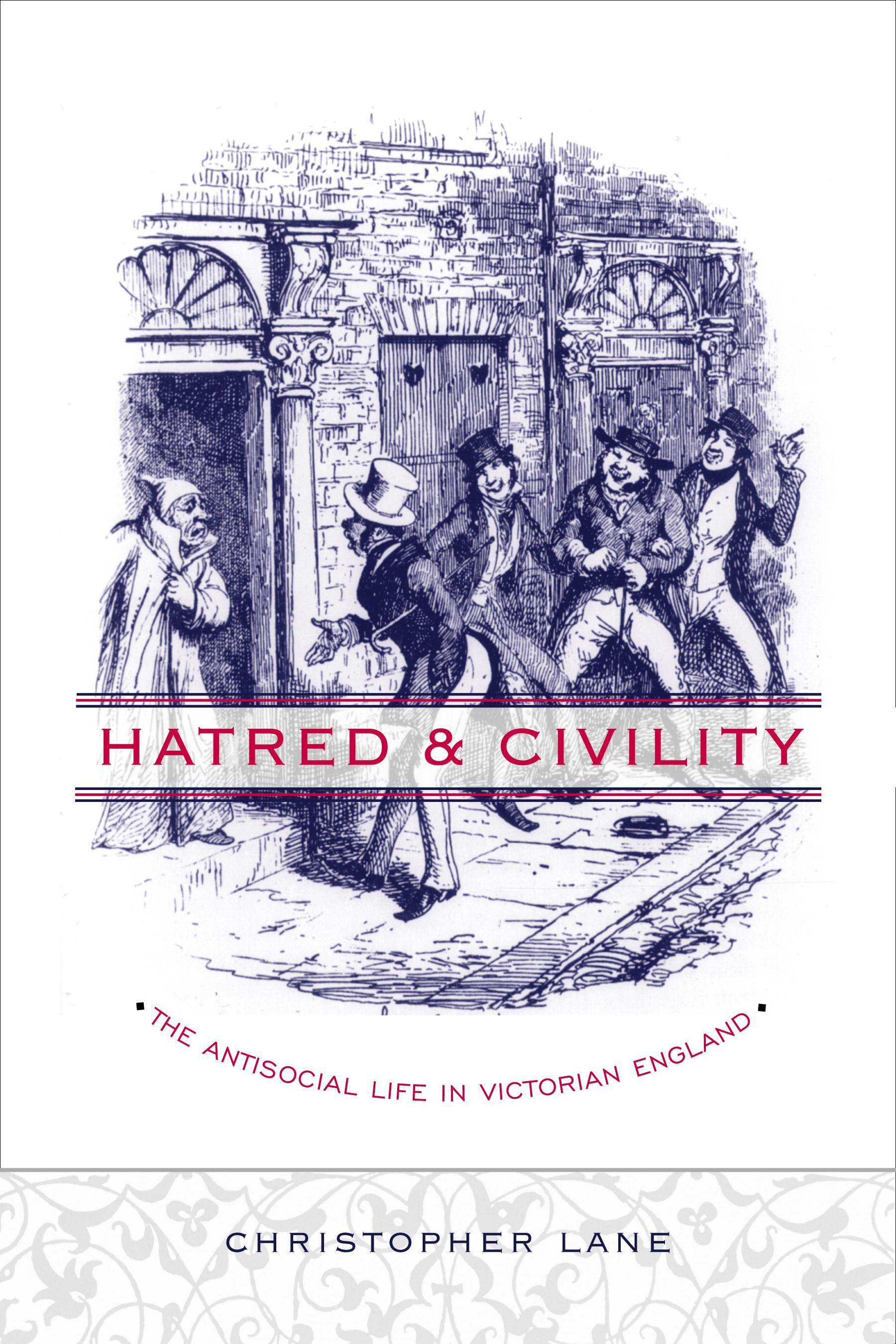 Abbildung von Lane | Hatred and Civility | 2006
