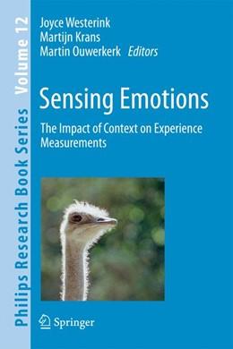 Abbildung von Westerink / Krans / Ouwerkerk | Sensing Emotions | 2011 | The impact of context on exper... | 12