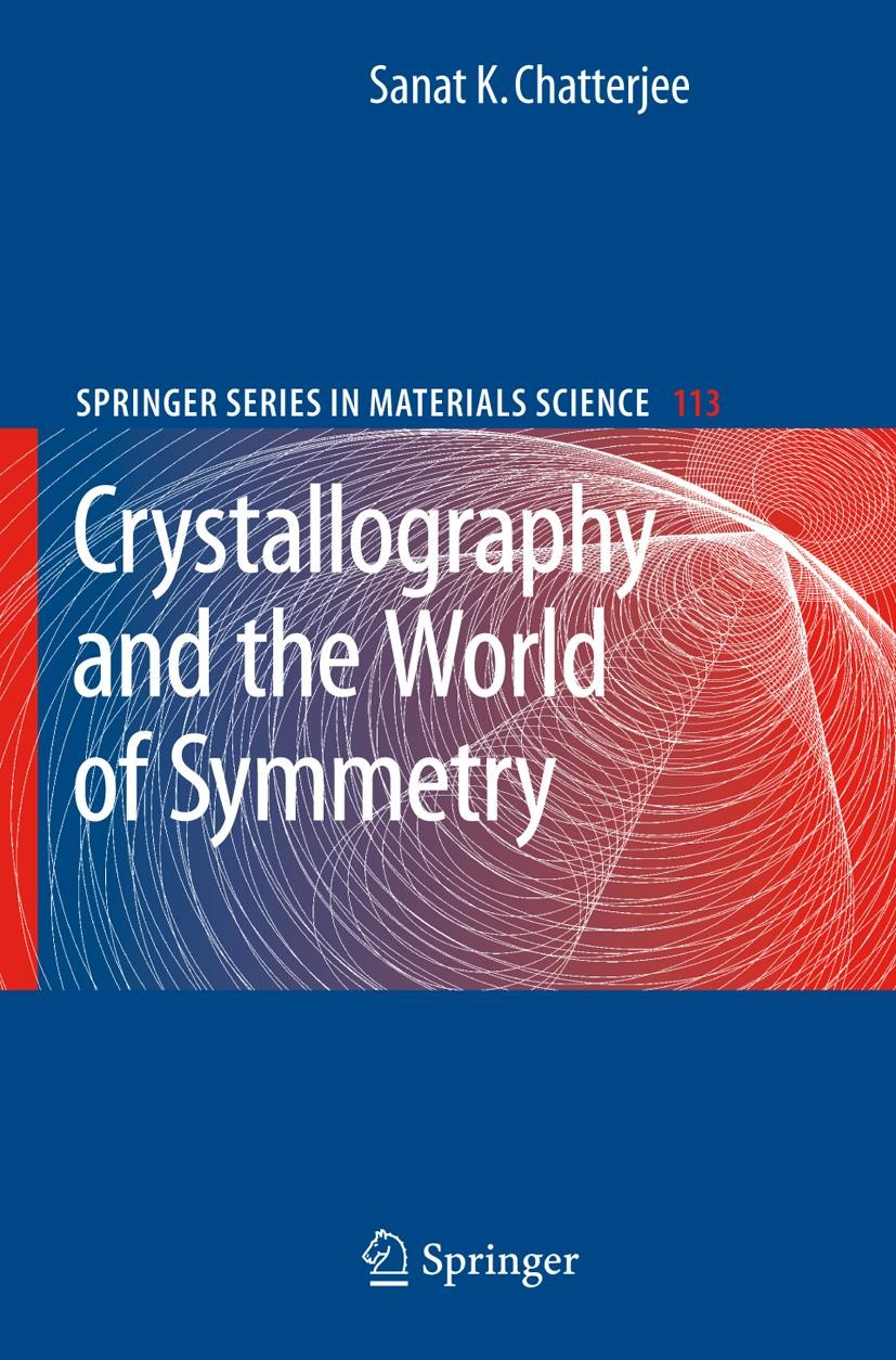 Abbildung von Chatterjee | Crystallography and the World of Symmetry | 2008