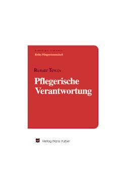 Abbildung von Tewes | Pflegerische Verantwortung | | Eine empirische Studie über pf...