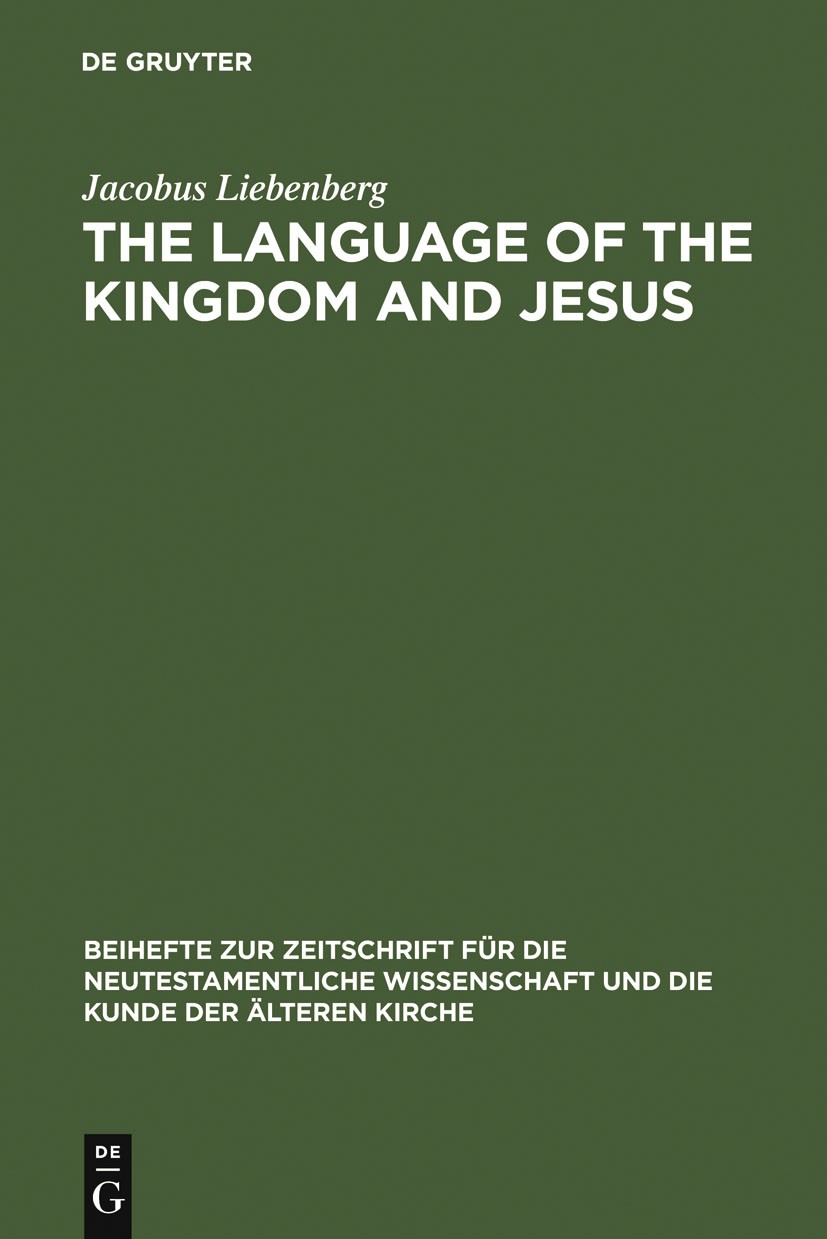 Abbildung von Liebenberg | The Language of the Kingdom and Jesus | 2000