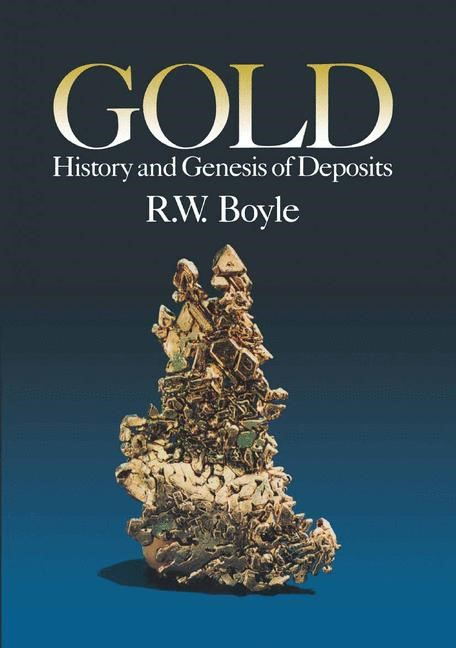 Gold | Boyle, 1987 | Buch (Cover)