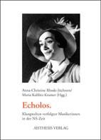 Abbildung von Rhode-Jüchtern / Kublitz-Kramer | Echolos | 2004
