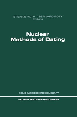 Abbildung von Roth / Poty | Nuclear Methods of Dating | 1990 | 5