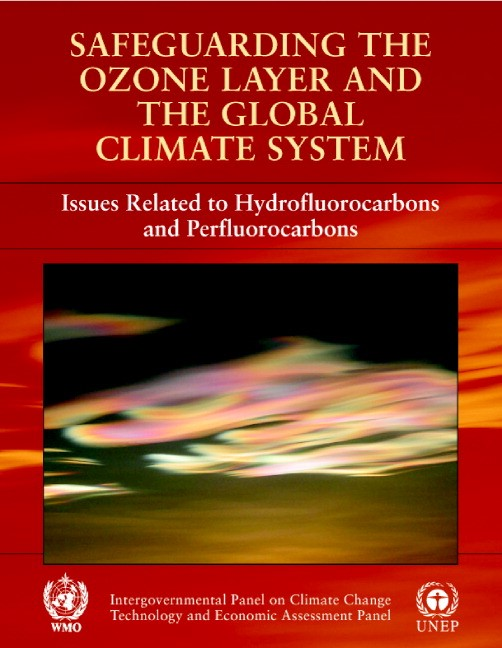 Abbildung von Intergovernmental Panel on Climate Change | Safeguarding the Ozone Layer and the Global Climate System | 2005