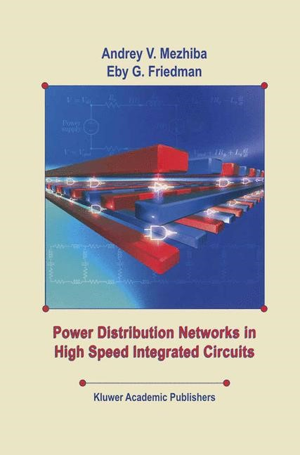 Abbildung von Mezhiba / Friedman | Power Distribution Networks in High Speed Integrated Circuits | 2003