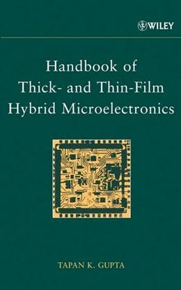 Abbildung von Gupta   Handbook of Thick- and Thin-Film Hybrid Microelectronics   2003