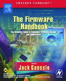 Abbildung von Ganssle   The Firmware Handbook   2004