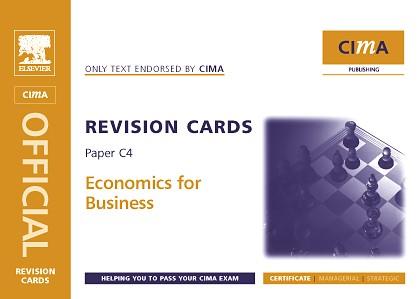 Abbildung von Adams | CIMA Revision Cards: Economics for Business | 2004