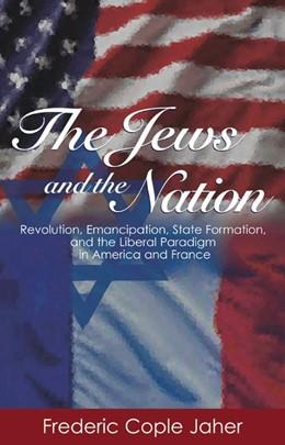 Abbildung von Jaher   The Jews and the Nation   2002   The Jews and the Nation