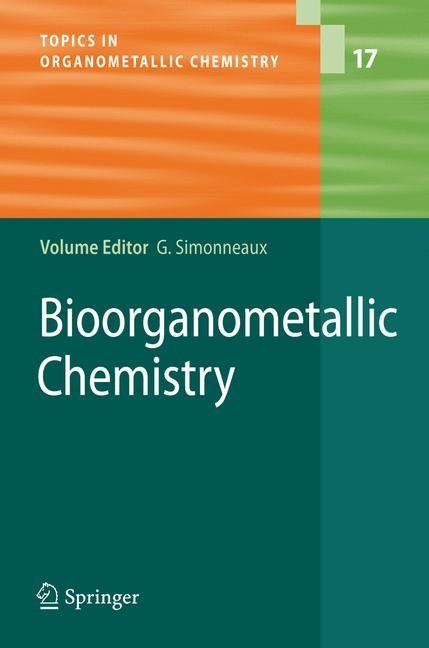 Abbildung von Simonneaux | Bioorganometallic Chemistry | 2006