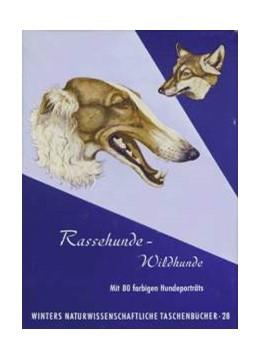 Abbildung von Haltenorth | Rassehunde - Wildhunde | 1. Auflage | 1958 | 28 | beck-shop.de