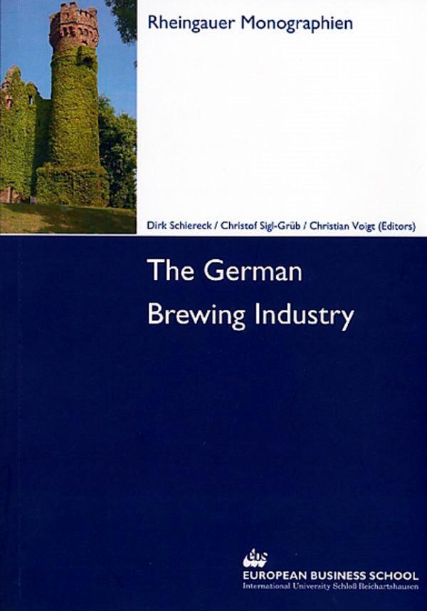 Abbildung von Schiereck / Sigl-Grüb / Voigt | The German Brewing Industry | 2006