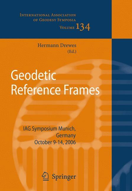Abbildung von Drewes | Geodetic Reference Frames | 2009