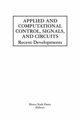 Abbildung von Datta | Applied and Computational Control, Signals, and Circuits | 2001