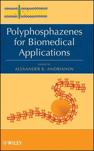 Abbildung von Andrianov   Polyphosphazenes for Biomedical Applications   1. Auflage   2009