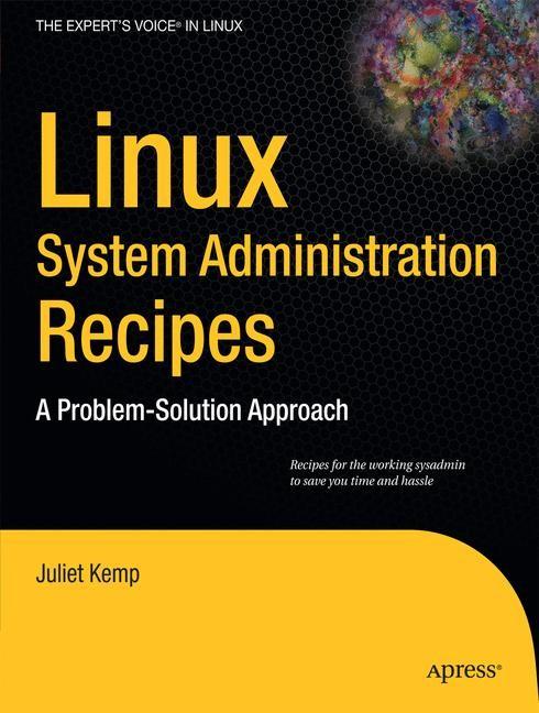 Abbildung von Kemp | Linux System Administration Recipes | 1st ed. | 2009