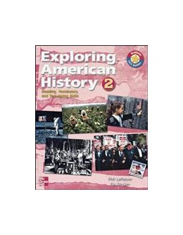 Abbildung von Lefaivre / Decker | Exploring American History 2 Audio CD (1) | 2001 | Reading, Vocabulary, and Test-...