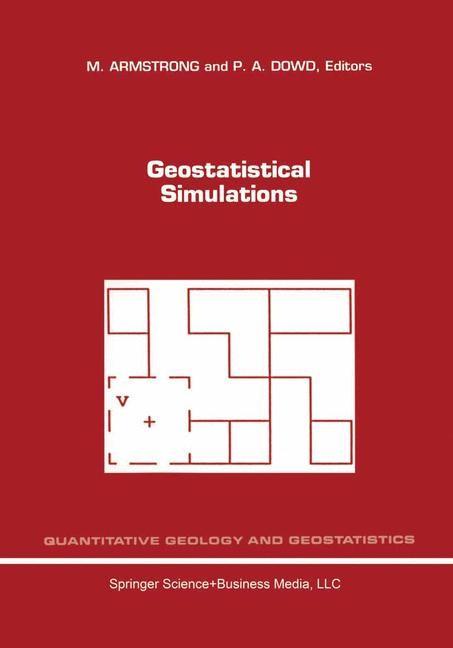 Abbildung von Armstrong / Dowd   Geostatistical Simulations   1994