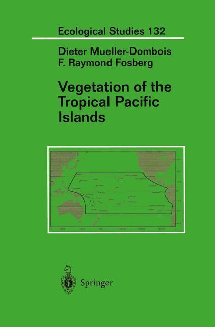 Abbildung von Mueller-Dombois / Fosberg | Vegetation of the Tropical Pacific Islands | 1997