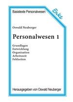 Abbildung von Neuberger | Personalwesen 1 | 1997