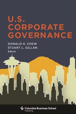Abbildung von Chew / Gillan   U.S. Corporate Governance   2009