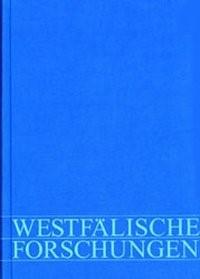 Abbildung von Walter | Westfälische Forschungen | 2001