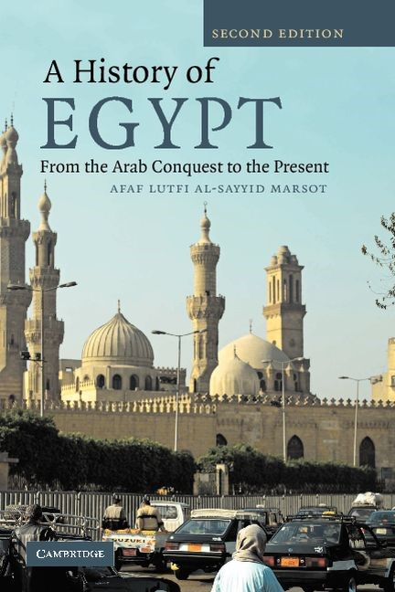 Abbildung von Al-Sayyid Marsot | A History of Egypt | 2nd edition | 2007
