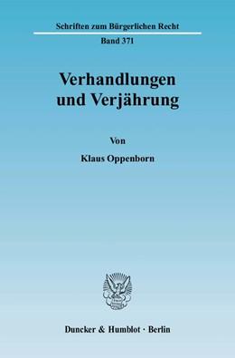 Abbildung von Oppenborn | Verhandlungen und Verjährung. | 2008 | 371