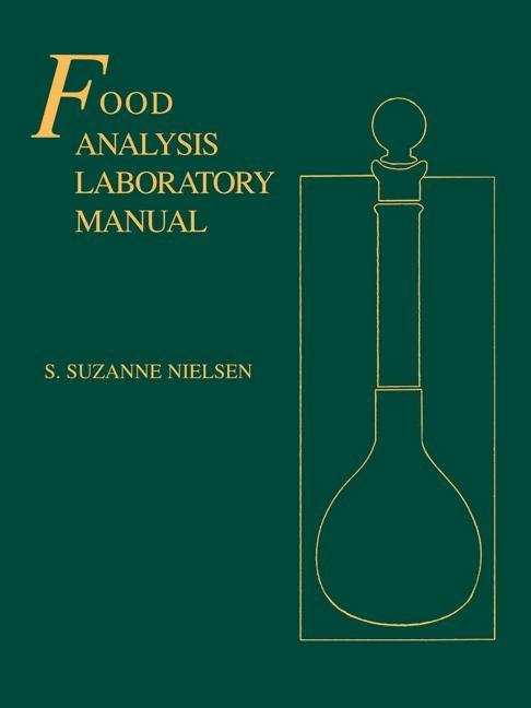 Abbildung von Nielsen | Food Analysis Laboratory Manual | 2003