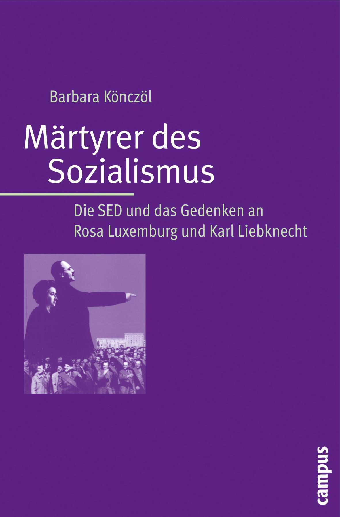 Abbildung von Könczöl | Märtyrer des Sozialismus | 2008
